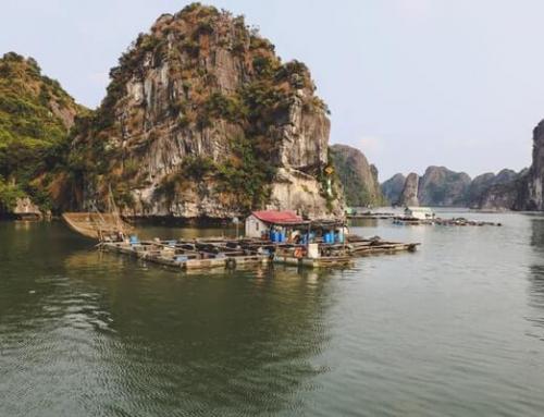 Bahía de Halong, una parada obligatoria en Vietnam