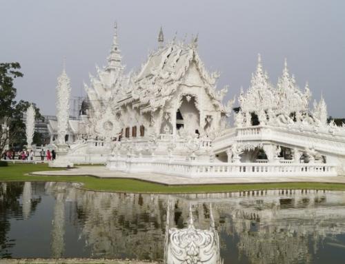 Wat Rong Khun, el increíble templo blanco de Tailandia