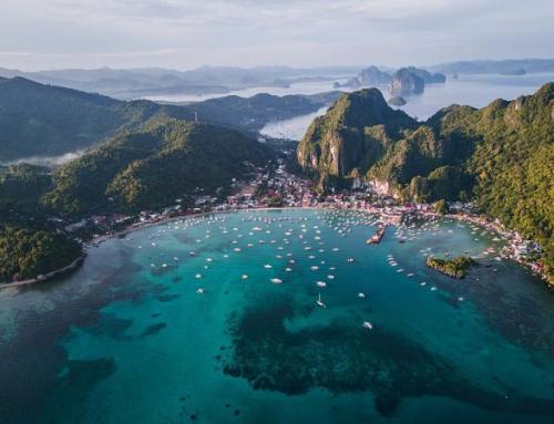 El Nido en Palawan, un paraíso en Filipinas