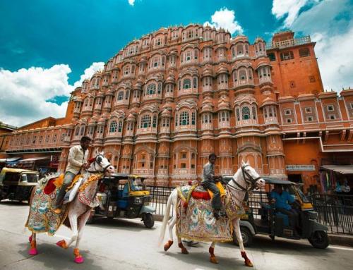 Todo sobre Jaipur o «ciudad Rosa» de la India