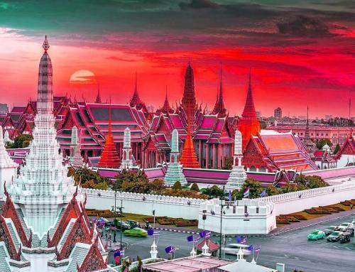 Templos en Bangkok – Los 14 IMPRENCIDIBLES de la capital tailandesa